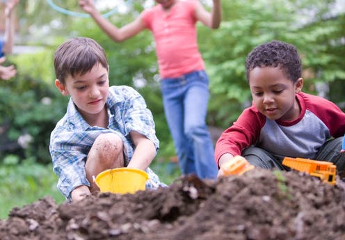 Importance of relationships in early childcare: